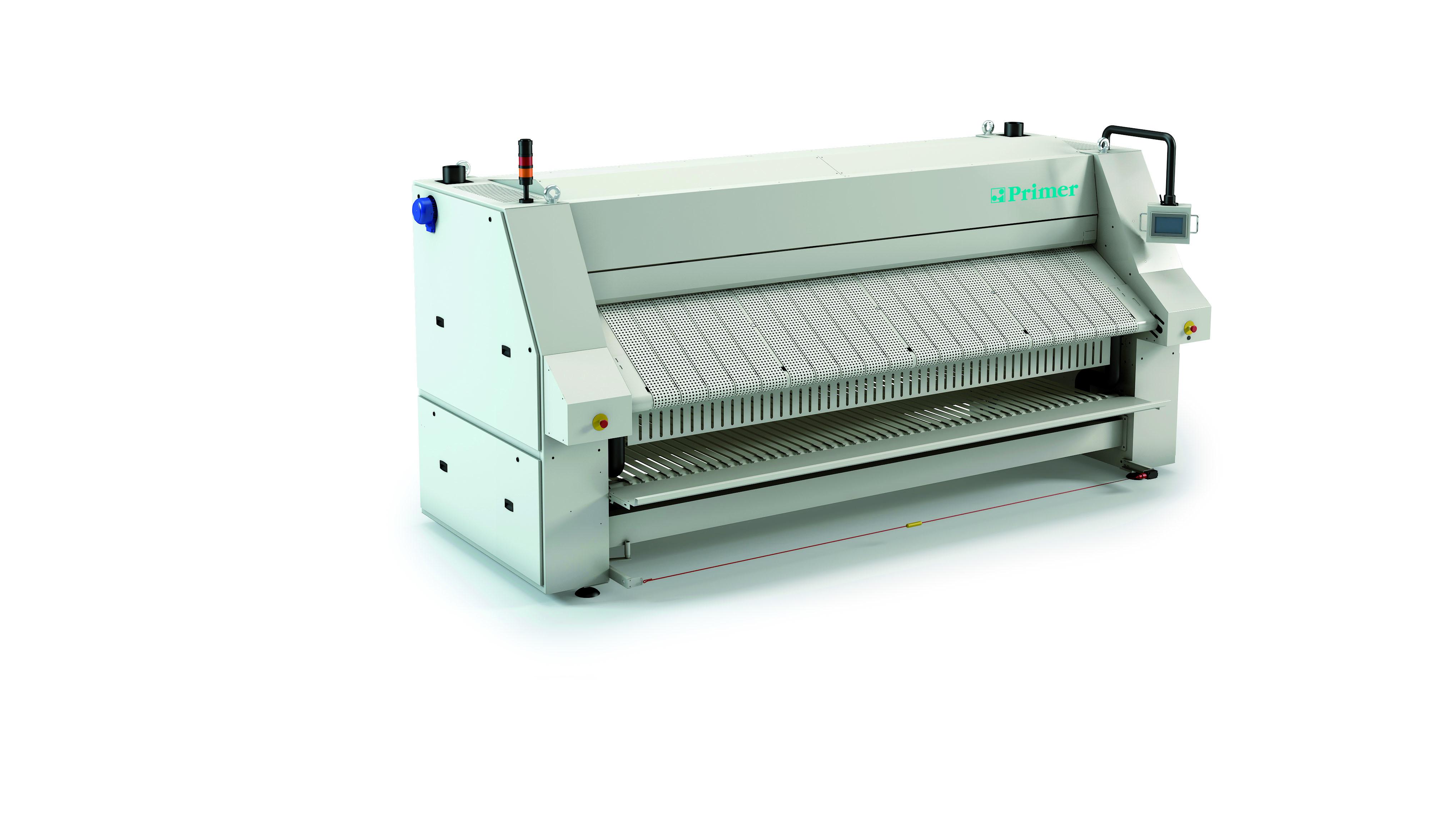 máquina de planchar sábanas industrial