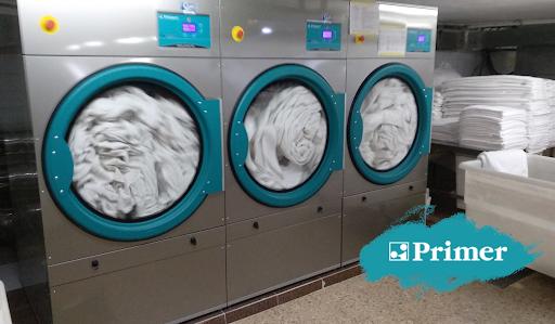 equipos de lavandería industrial